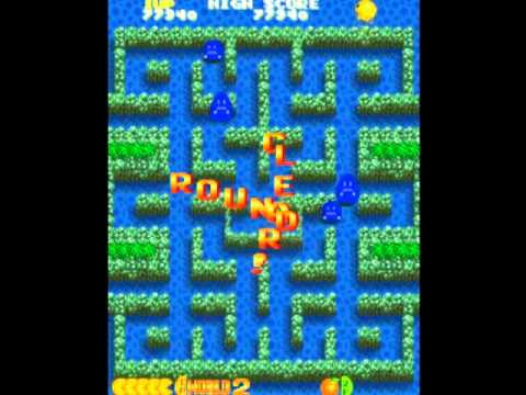 Pac-Man Arrangement (1996) 1-Credit Clear (Part 1 of 2)