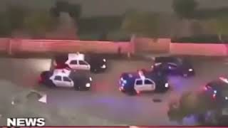 Sniper Gang Jackboy Evading Police Before Being Arrested On Robbery And Gun Charges