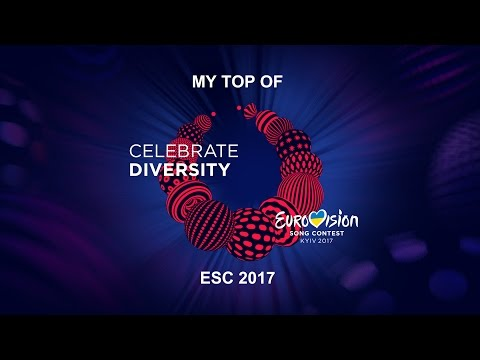 Eurovision 2017   My top 43 before the show (with comments)
