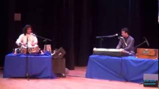 Instrumental by sangeet mishra, vaibhav mankad, pt kalinath mishra and gautam sharma at Tampa, USA