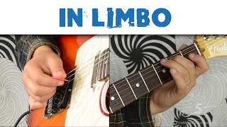"How To Play ""In Limbo"" by Radiohead - Guitar Walkthrough"