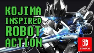 Time to Hack Up Mind Robots - Implosion (Switch) Quick Play (4k 60fps)