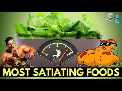 Which Foods Have the Highest Satiety Index
