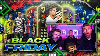 FIFA 21: Black Friday PACK OPENING ESKALATION mit GamerBrother 🔥🔥