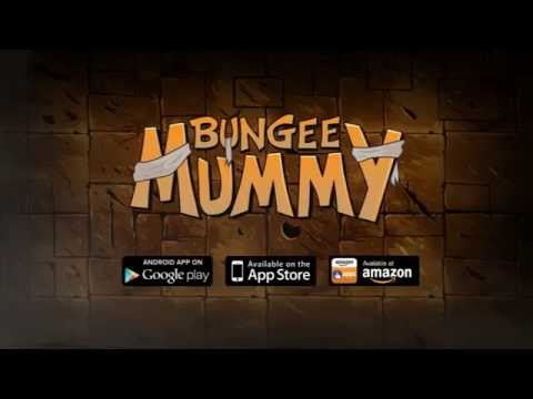 Bungee Mummy: King's Escape - Official Launch Trailer