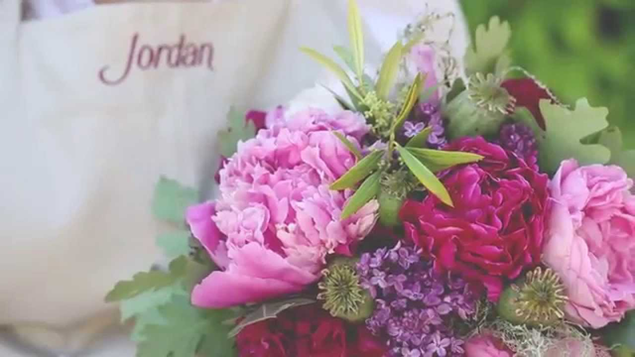 How to make a Floral Bouquet | Easy Mother\'s Day Gift | Jordan ...
