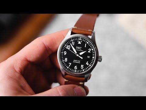 Week On The Wrist: IWC Mark XVIII