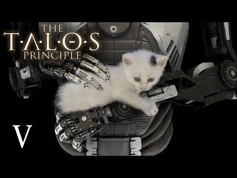 The Talos Principle - Part 5: Olmec and the Hedonic Treadmill