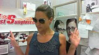 D&G Sunglasses DD6077 Video