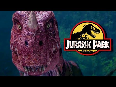 The History of the Ceratosaurus in the Jurassic Park Franchise