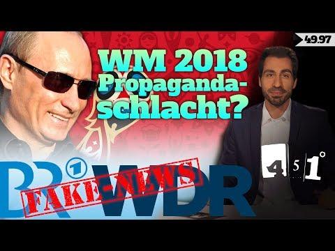 WDR BR Fake News   Putin WM Propaganda   451 Grad