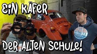 Ein VW Käfer der besonderen Art! - Renkes German Style Bug Umbau | Philipp Kaess |