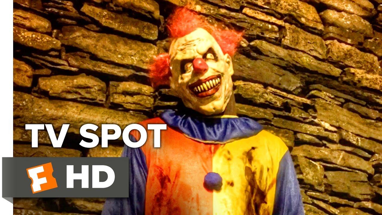Download Boo! A Madea Halloween TV SPOT - Clown Advisory (2016) - Tyler Perry Movie