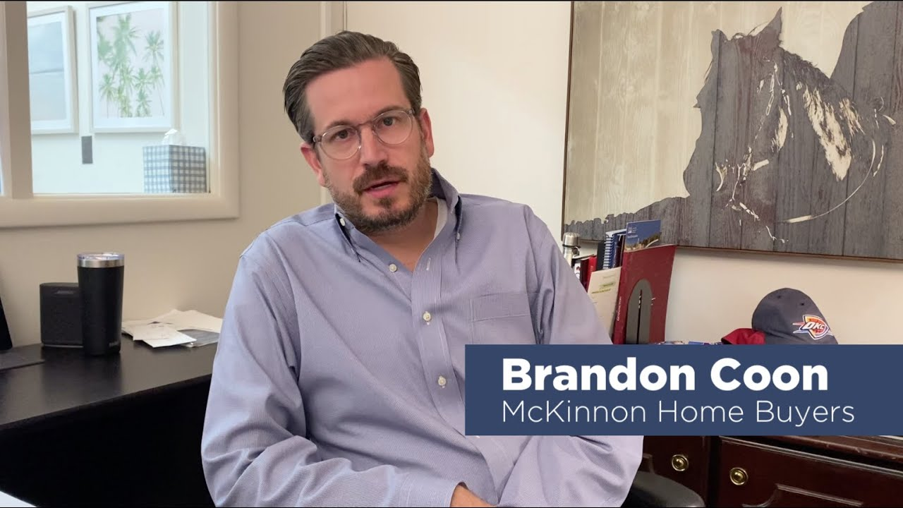 Hi there! It's Brandon with McKinnon Home Buyers