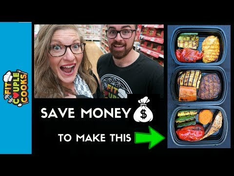 How To Grocery Shop For Meal Prep - Ep. 1 - GRILL