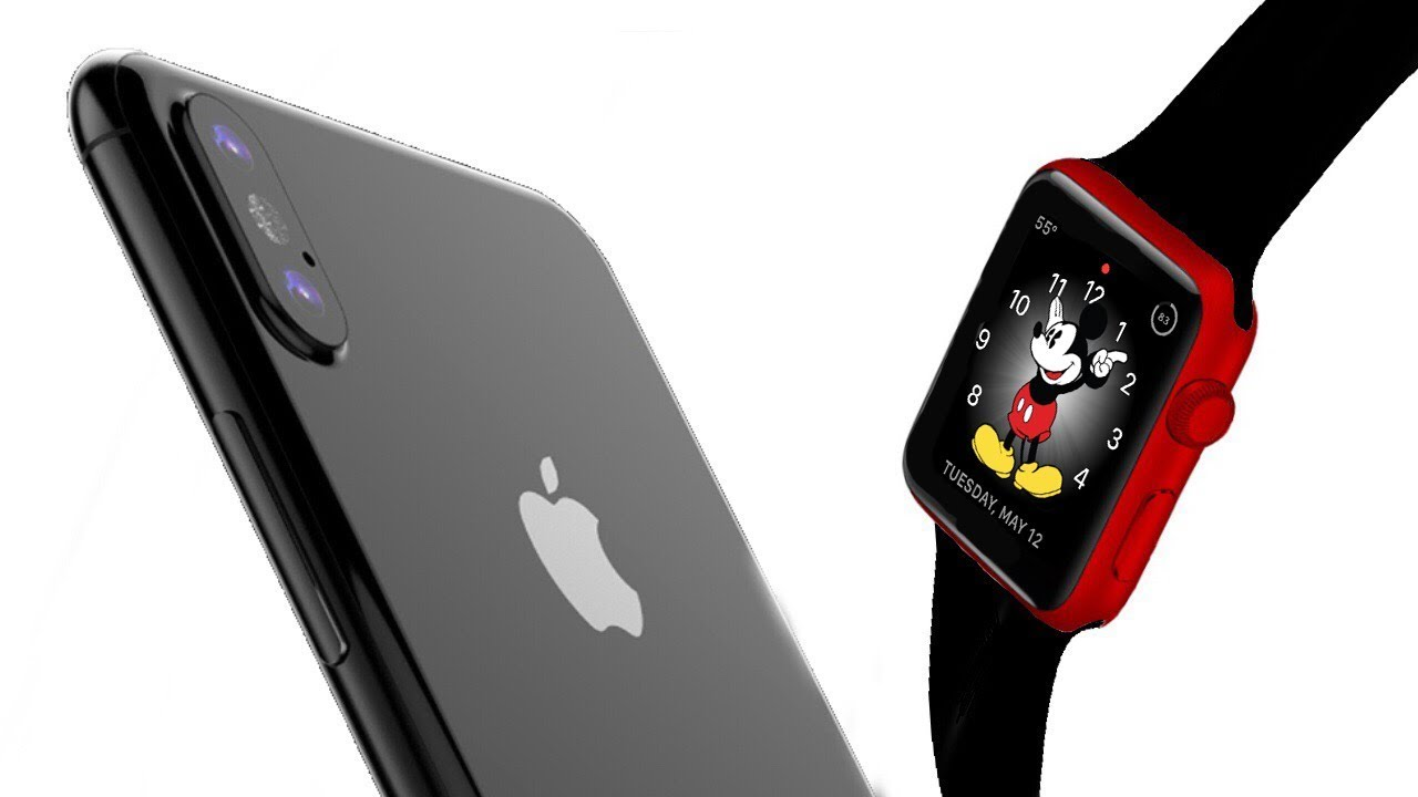 super popular 69006 c91fd NEWS: iPHONE 8 DESIGN, APPLE WATCH SERIES 3, CARPOOL KARAOKE & MORE