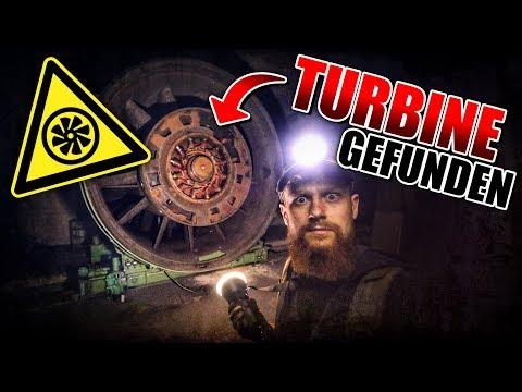 TURBINE GEFUNDEN! LOST PLACES   Fritz Meinecke