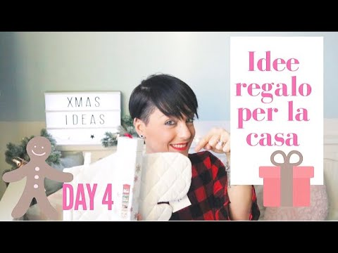Xmas ideas day 4 idee regalo per la casa youtube for Idee regalo per la casa