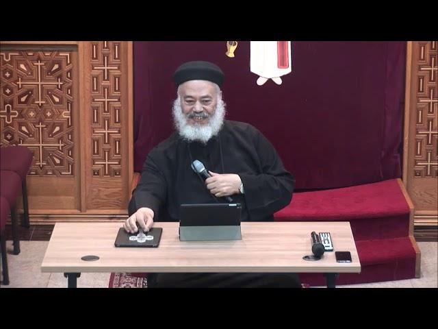 Ecclesiastes Part_1(Arabic Bible Study) Fr. Raphael Hanna