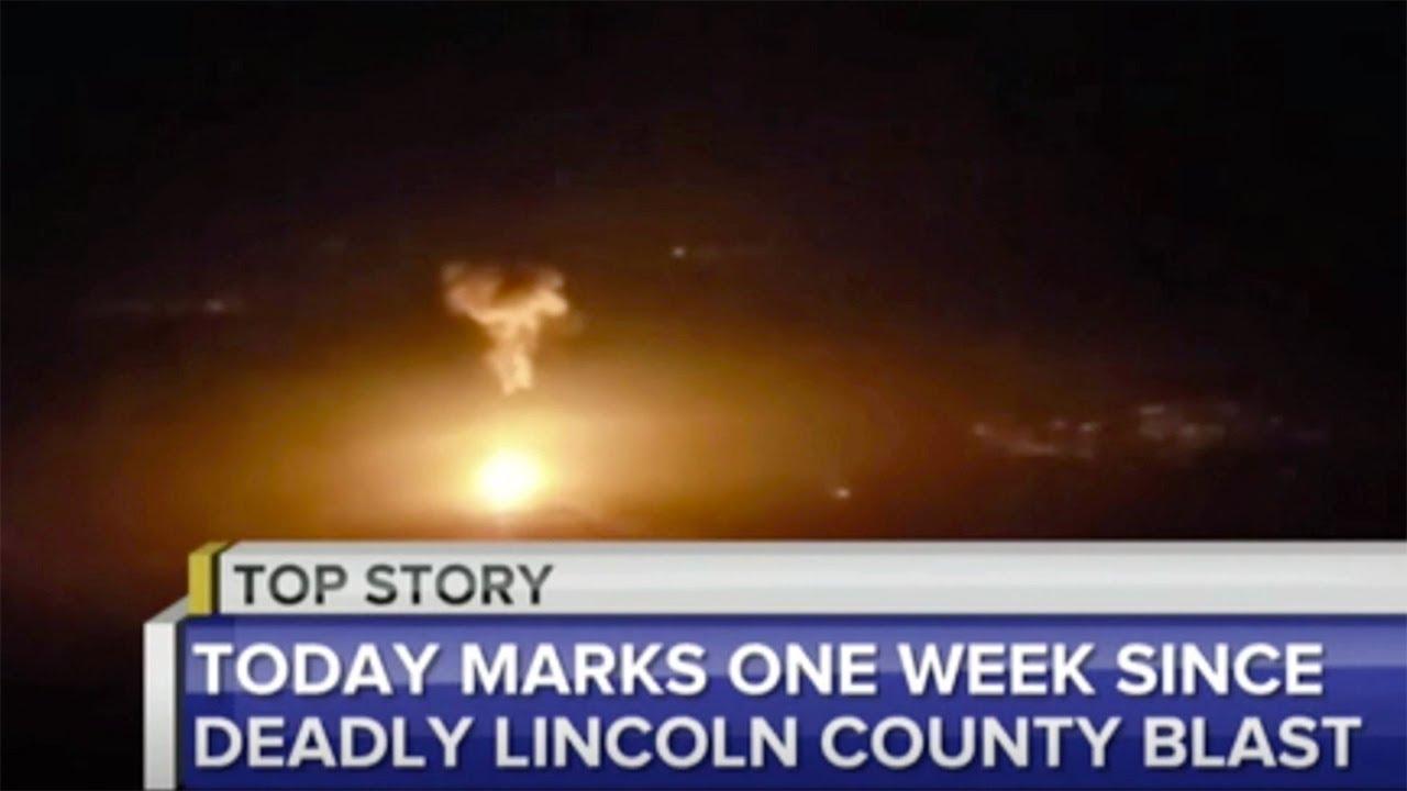 Enbridge Gas Pipeline Explodes, Kentucky