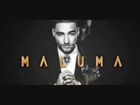 Olvidarte - Maluma ft. J. Álvarez con letra