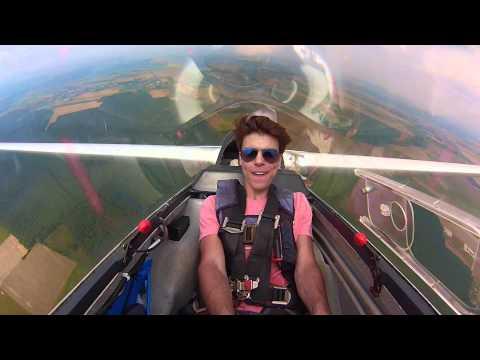 Szybowce - Leszno 2015 (HD video)