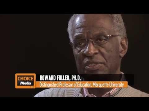"Howard Fuller on ""No Struggle, No Progress -- Education Reform"""