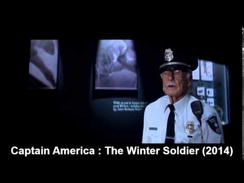 Stan Lee En Capitán América El Soldado del Invierno.