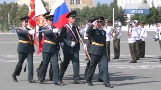 На факультете военного обучения ЮУрГУ провели орг.собрание