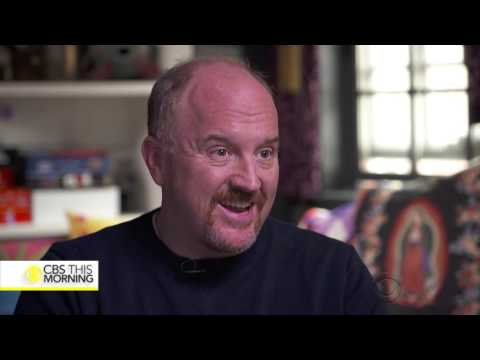 "Louis C.K. talks future of ""Louie"""
