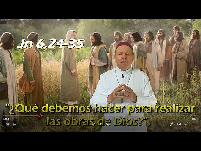 XVIII DOMINGO ORDINARIO CICLO B 2021