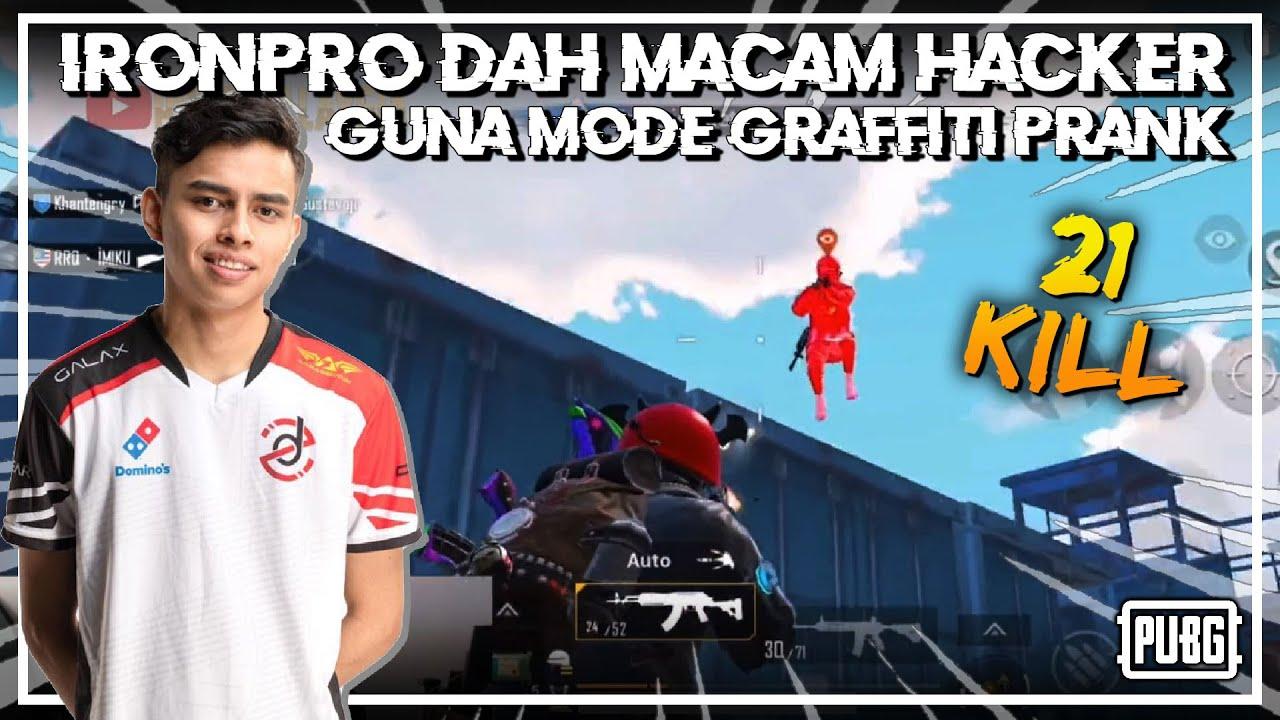 GUNA MODE INI AUTO KILL BANYAK DEKAT ERANGEL !! IRONPRO GAME PLAY | PUBG MOBILE