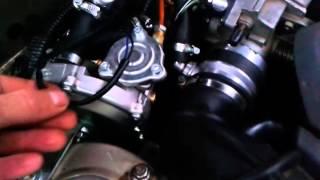Устранение хлопков и долгого запуска двигателя на ГБО Део Сенс