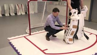 New Western University study helps goalie mobility and may stop more pucks too
