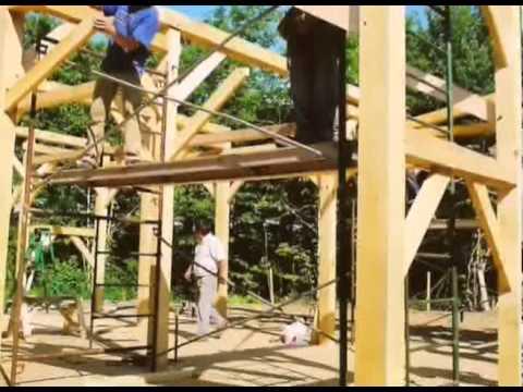 New Brunswick Timber Frame Home