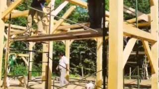 New Brunswick Timber Frame Home