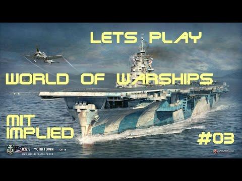 World of Warships #03 Battleship Kongo T5 Japan