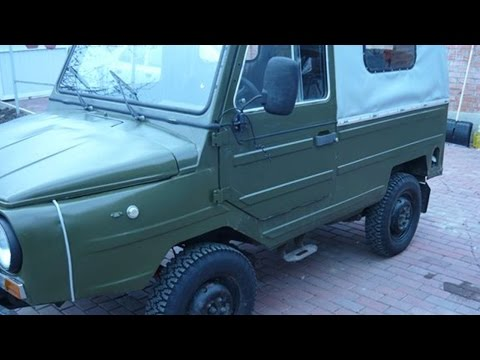 #1482. LuAZ In Competition [RUSSIAN AUTO TUNING]