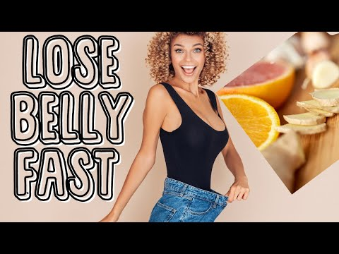 Drink this To Burn Body Fat Fast - How to Lose Belly Fat in 1 Week💯👍