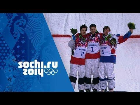 Men's Moguls - Finals - Bilodeau Wins Gold | Sochi 2014 Winter Olympics