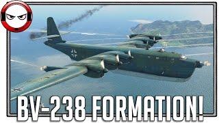 bv 238 formation war thunder s biggest plane