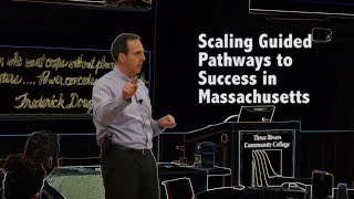 Scaling Guided Pathways to Success in MA