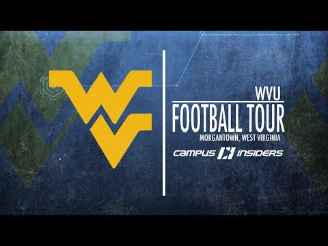 WVU Football Facilities Tour