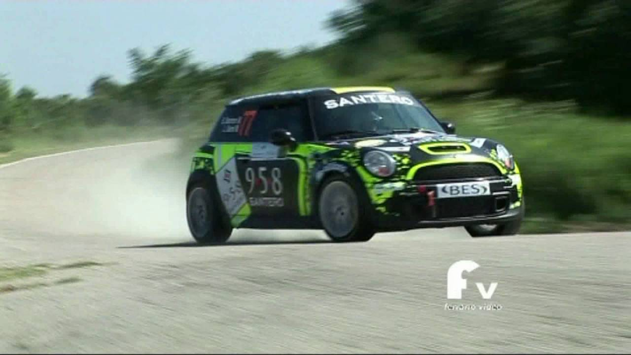 Rally Car Mini Cooper >> 15°Moscato Rally 2016 Santero - Santi Mini Cooper R56 S JCW R1T By E.D.F. MotorSport - YouTube