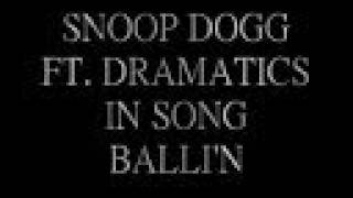 Snoop Dogg Ballin Ft The Dramatics Lyrics