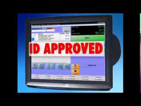pcAmerica Cash Register Express Demo- POS Systems Starting @ &1399 95!!!