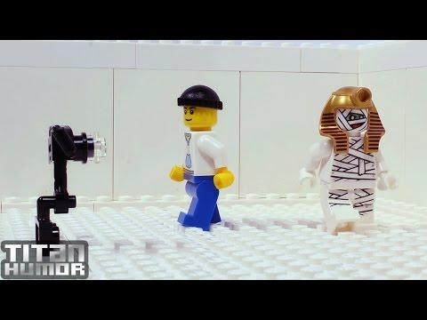 Lego Animation Explained - Funny Brickfilm