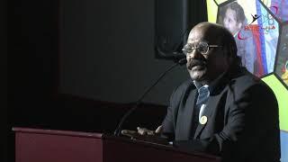 HOPE Qatar: Felicitation by  Mr P N  Baburajan President of Indian Community Benevolent Forum