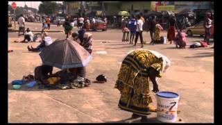 Abobo: déguerpissement des commerçants aux abords des gares routières et des grandes artères