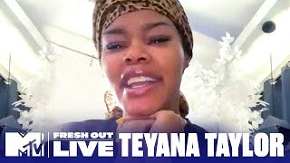 Teyana Taylor Dishes On 'The Album' & Its Deep Roots   #MTVFreshOut